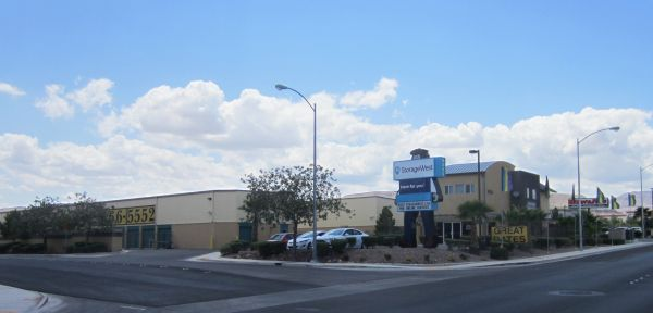 Storage West - Russell Road 9325 W Russell Rd Las Vegas, NV - Photo 0