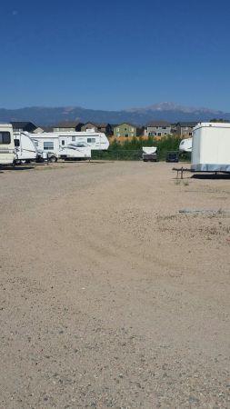Marksheffel RV & Boat Storage 7715 Venture St Colorado Springs, CO - Photo 3