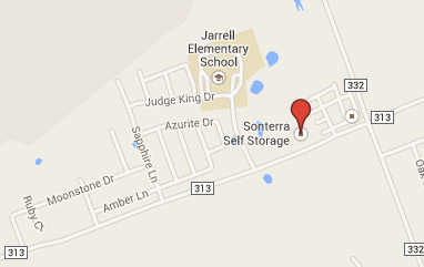 Sonterra Self Storage 1825 County Road 313 Jarrell, TX - Photo 3