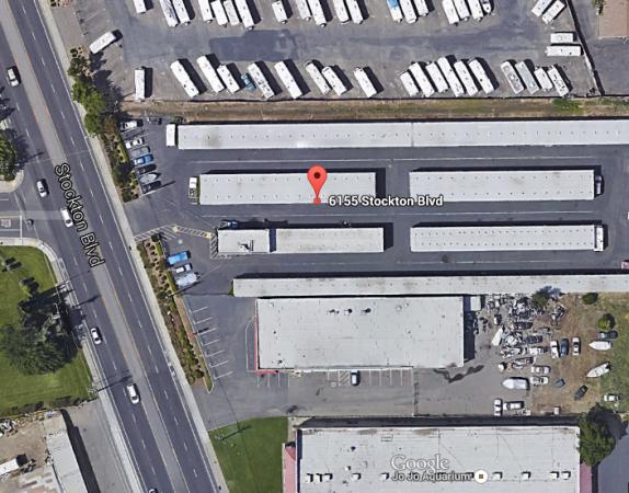 Stockton Blvd. Self Storage - North 6155 Stockton Blvd Sacramento, CA - Photo 1