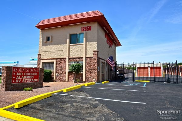 Arizona Mini Storage 12650 N Cave Creek Rd Phoenix, AZ - Photo 0