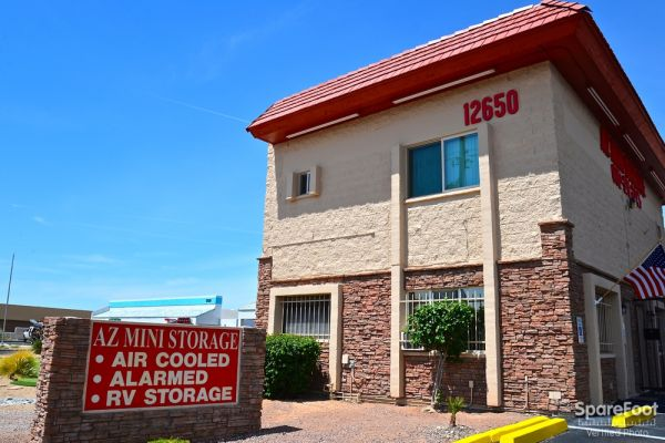 Arizona Mini Storage 12650 N Cave Creek Rd Phoenix, AZ - Photo 1