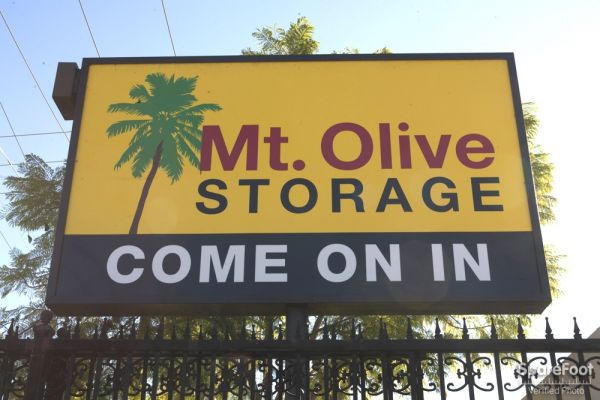 Mt. Olive Storage 1500 Crestfield Drive Duarte, CA - Photo 0