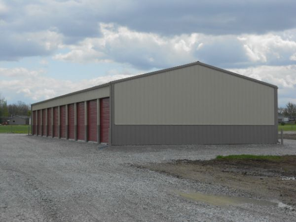 Tegtmeyer's Self Storage, Inc. 8060 North Us Highway 68 Wilmington, OH - Photo 1