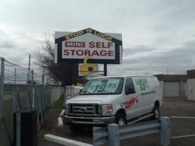 Stop 'N Lock II 3800 Enterprise Drive Allen Park, MI - Photo 1