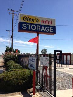 Glen's Mini Storage 1877 N Farmersville Blvd Farmersville, CA - Photo 0