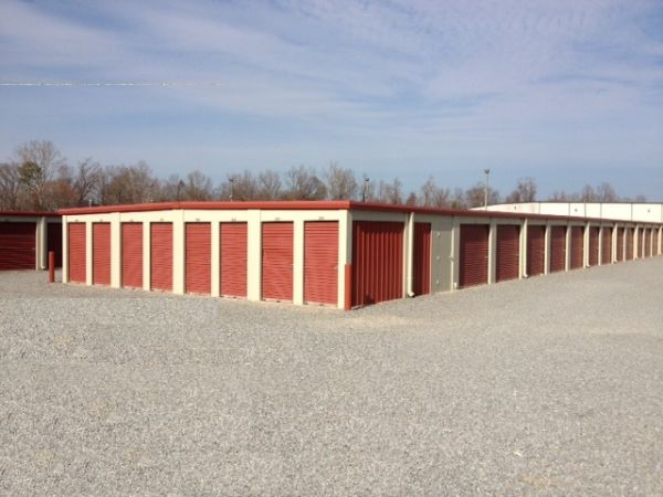 AAA Mini Storage - 117 Industry Court 117 Industry Court Goldsboro, NC - Photo 4