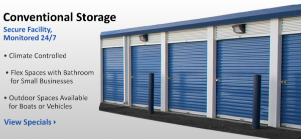 Action 9-A Self Storage 10416 New Berlin Road Jacksonville, FL - Photo 2