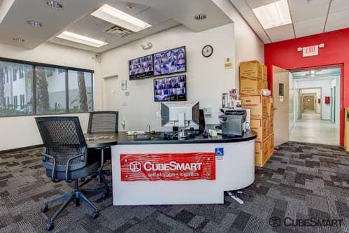 CubeSmart Self Storage - Royal Palm Beach - 8970 Belvedere Rd 8970 Belvedere Rd West Palm Beach, FL - Photo 1