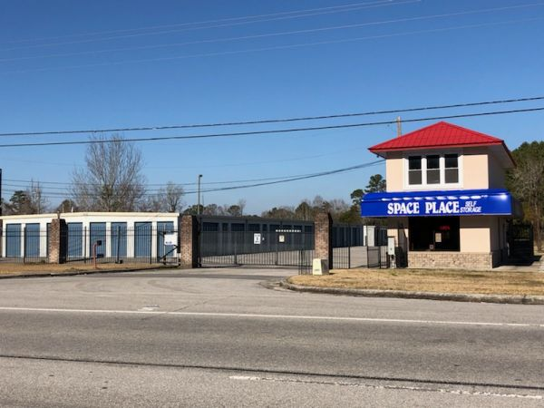 Space Place Self Storage 549 Freedom Way Midway Park, NC - Photo 0