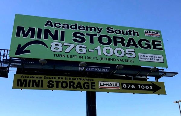 Academy South Mini Storage 3543 S Academy Ave Sanger, CA - Photo 8