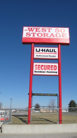 West 50 Self Storage 842 Mitchell Road Sedalia, MO - Photo 3