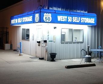 West 50 Self Storage 842 Mitchell Road Sedalia, MO - Photo 0