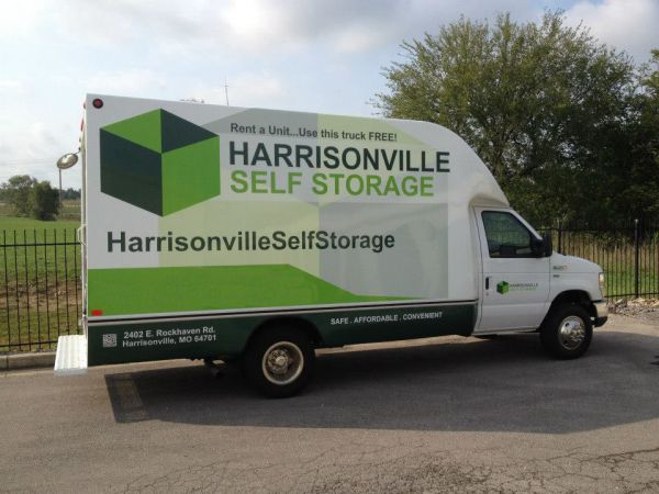 Harrisonville Self Storage 2402 Rock Haven Road Harrisonville, MO - Photo 2