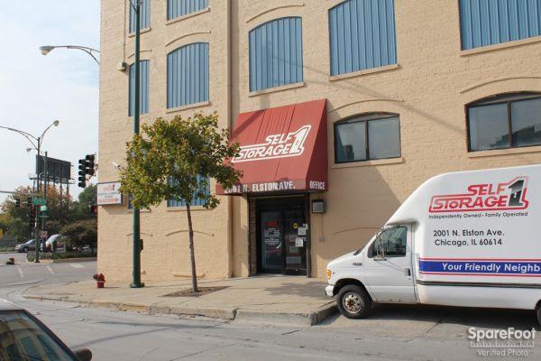 Self Storage 1 - Lincoln Park 2001 North Elston Avenue Chicago, IL - Photo 1