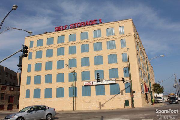 Self Storage 1 - Lincoln Park 2001 North Elston Avenue Chicago, IL - Photo 0