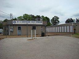 A-1 Southside Self Storage 7620 Waljim Street Tyler, TX - Photo 0