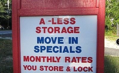 A-Less Storage/Parking & U-haul 1989 West Detroit Boulevard Pensacola, FL - Photo 4