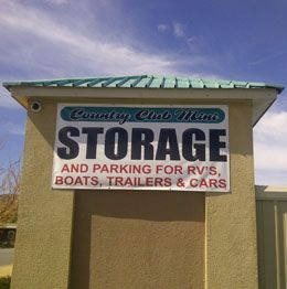 Country Club Mini Storage 7340 Hopi Trail Yucca Valley, CA - Photo 0