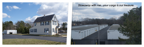Stowaway Storage Centers, Inc 106 S. ROUTE 73 HAMMONTON, NJ - Photo 1
