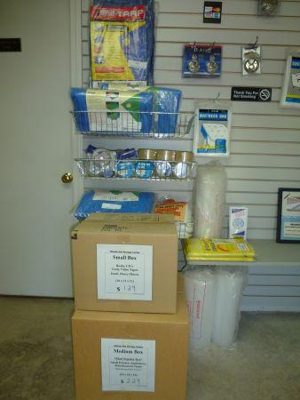 Hillside Self Storage Center 132 Route 6 Andover, CT - Photo 1