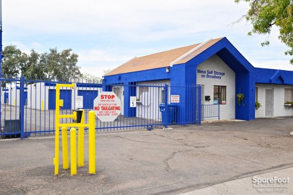 Mesa Self Storage on Broadway 1060 W Broadway Rd Mesa, AZ - Photo 1