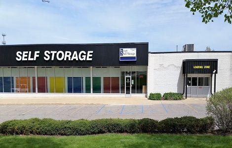 Simply Self Storage - Ann Arbor, MI - State St 2333 South State Street Ann Arbor, MI - Photo 0
