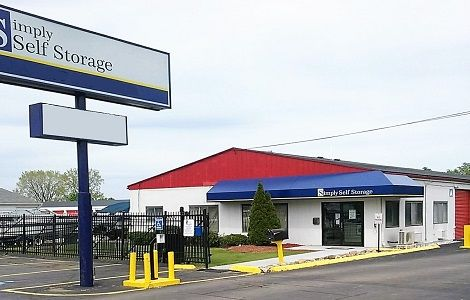 Simply Self Storage - Kalamazoo, MI - Sprinkle Rd 2135 South Sprinkle Road Kalamazoo, MI - Photo 0