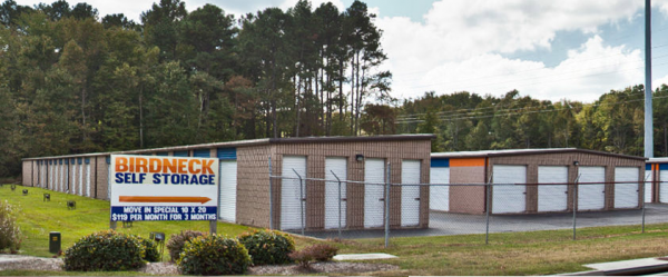 Birdneck Self Storage 1195 Bells Road Virginia Beach, VA - Photo 1