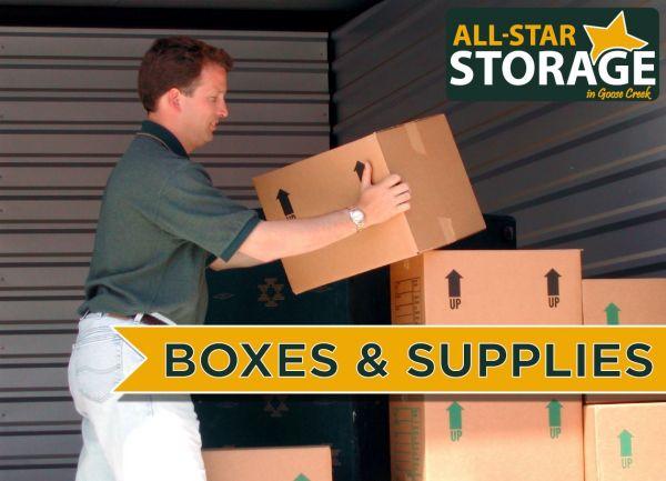 All Star Storage of Goose Creek 221 Saint James Avenue Goose Creek, SC - Photo 2