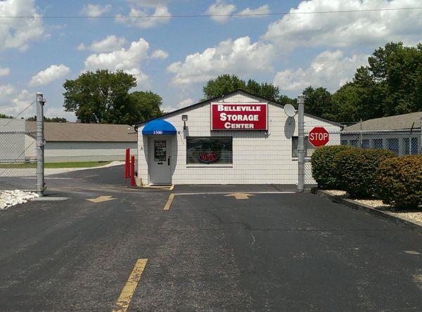 Belleville Storage Center 1500 West Boulevard Belleville, IL - Photo 0