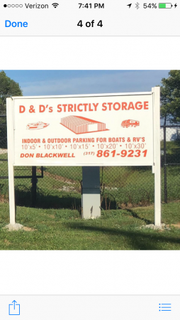 D & D's Strictly Storage 4623 South 400 West New Palestine, IN - Photo 3
