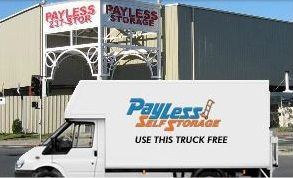 Payless Storage - Richmond - 321 Canal Boulevard 321 Canal Boulevard Richmond, CA - Photo 1