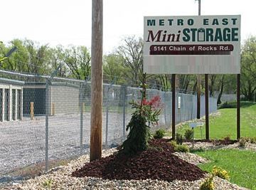 Metro East Mini-Storage 5141 Chain Of Rocks Road Edwardsville, IL - Photo 2