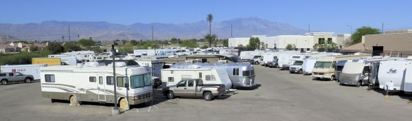 Desert Storage and RV Parking 42925 Madison St. Indio, CA - Photo 6