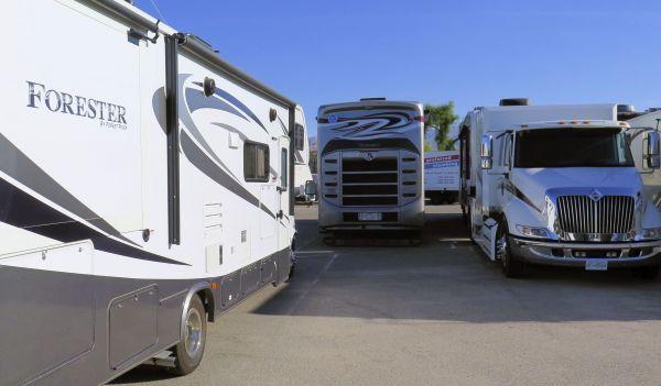 Desert Storage and RV Parking 42925 Madison St. Indio, CA - Photo 9