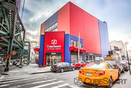 Cubesmart Self Storage Queens 30 19 Northern Boulevard
