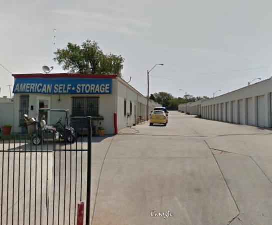 American Self Storage - N. Santa Fe Ave. 4400 North Santa Fe Avenue Oklahoma City, OK - Photo 1