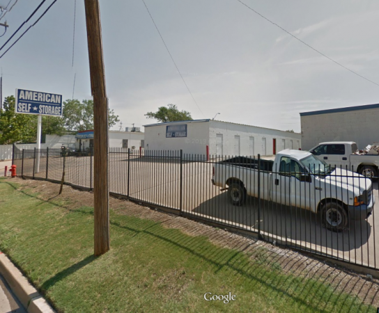 American Self Storage - N. Santa Fe Ave. 4400 North Santa Fe Avenue Oklahoma City, OK - Photo 2