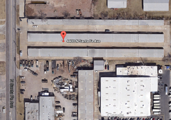 American Self Storage - N. Santa Fe Ave. 4400 North Santa Fe Avenue Oklahoma City, OK - Photo 3
