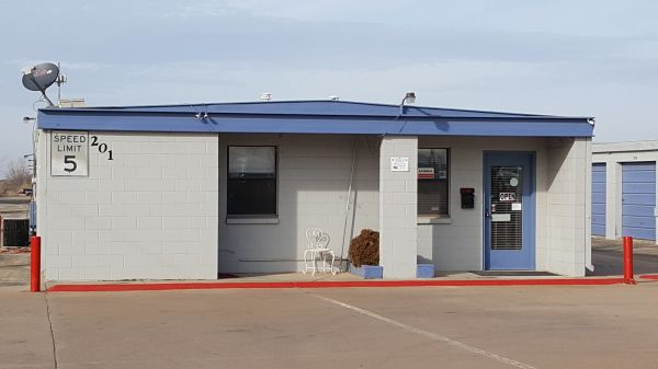 American Self Storage - W. Memorial Rd. 201 West Memorial Road Oklahoma City, OK - Photo 2
