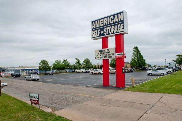American Self Storage - W. Memorial Rd. 201 West Memorial Road Oklahoma City, OK - Photo 5