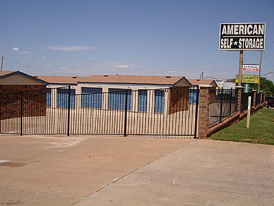 American Self Storage - N. Air Depot Blvd. 1301 North Air Depot Boulevard Midwest City, OK - Photo 0
