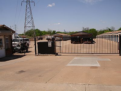American Self Storage - N. Air Depot Blvd. 1301 North Air Depot Boulevard Midwest City, OK - Photo 1