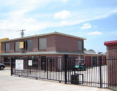 American Self Storage - 74th Street 1255 West Interstate 240 Service Road Oklahoma City, OK - Photo 1