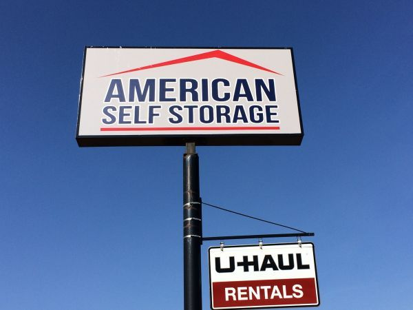 American Self Storage - 74th Street 1255 West Interstate 240 Service Road Oklahoma City, OK - Photo 0