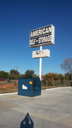 American Self Storage - SW 89th St. 736 Southwest 89th Street Oklahoma City, OK - Photo 11