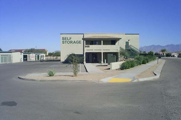 StorQuest - Tucson / Commerce RV Annex 6400 South Commerce Court Tucson, AZ - Photo 1