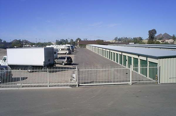 StorQuest - Tucson / Commerce RV Annex 6400 South Commerce Court Tucson, AZ - Photo 2