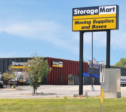 StorageMart - State Ave & N 74th Drive 7401 State Avenue Kansas City, KS - Photo 1